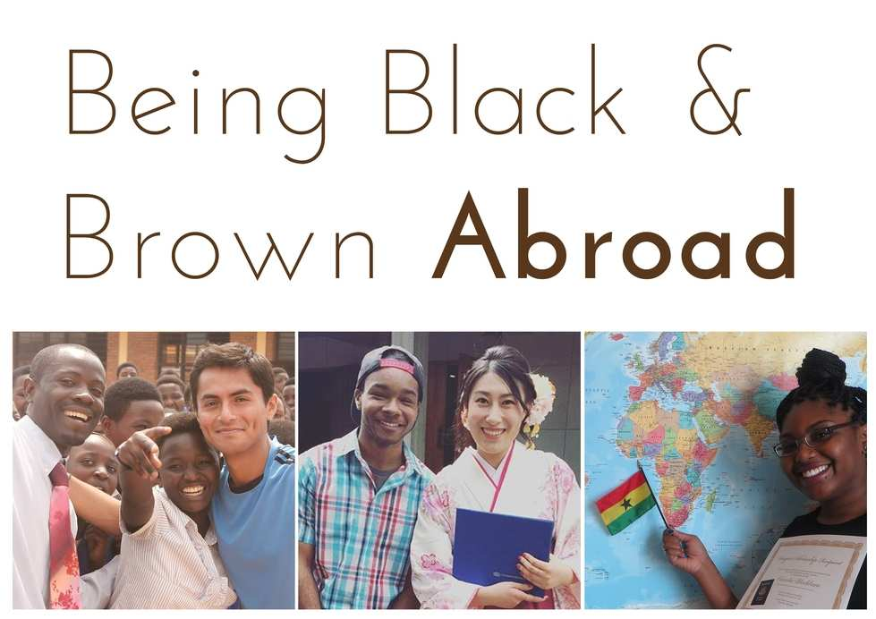 Being Black & Brown Abroad